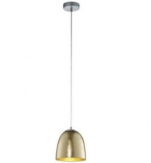 Wisząca lampa salonowa z kloszem w kształcie kubka Ontario 18