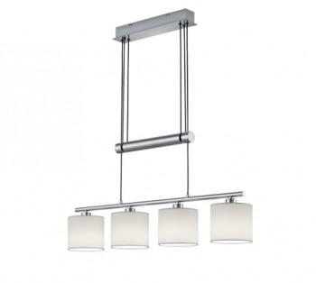 Szeroka lampa jadalniana z regulacją wysokości Garda