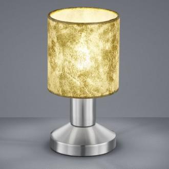 Klasyczna lampka stojąca z dotykowym włącznikiem Garda