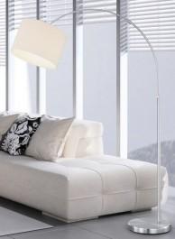 Łukowa lampa podłogowa z regulacją wysokości Hotel