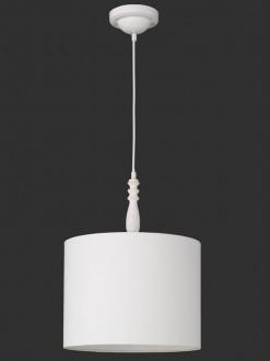 Elegancka lampa wisząca z drewnianym dekorem Hood