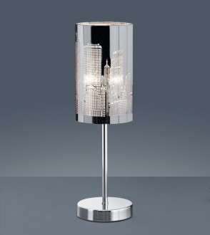 Lampa stołowa z dotykowym regulatorem światła Capital
