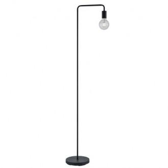 Lampa podłogowa na wysięgniku bez klosza Diallo