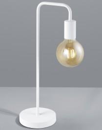 Lampka dekoracyjna z widocznym źródłem światła Diallo