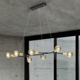 Lampa jadalniana bez klosza z regulacją wysokości Cross