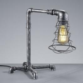 Loftowa lampka stołowa na krzyżaku Gotham