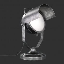 Industrialna lampa stołowa z reflektorem NO.5