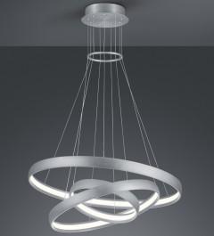 Designerska lampa wisząca LED ze ściemniaczem Macau