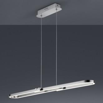 Wisząca lampa jadalniana LED z regulacją szerokości Romulus 100