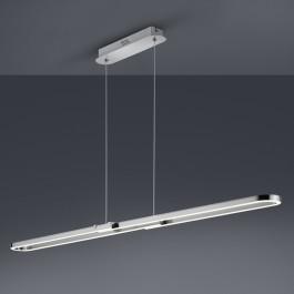 Wisząca lampa jadalniana LED z regulacją szerokości Romulus 150