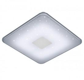 Ledowy plafon w kształcie kwadratu Samurai z funkcją regulacji światła