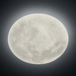 Designerska lampa pomocnicza Lunar w formie księżyca