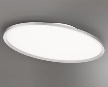 Owalny plafon regulowany LED Torrance 80 ze ściemniaczem
