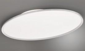 Owalny plafon regulowany LED Torrance 110 ze ściemniaczem