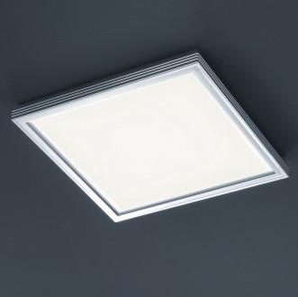 Minimalistyczny plafon kwadratowy LED Lucas