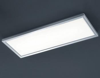 Minimalistyczny plafon prostokątny LED Lucas