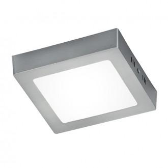 Lampa sufitowa plafon LED Zeus 17 nikiel mat