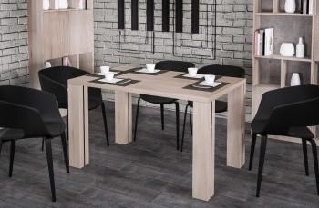 Nowoczesny rozkładany stół do jadalni Nisa 265