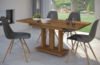 Rozkładany stół do jadalni na jednej nodze Appia 210