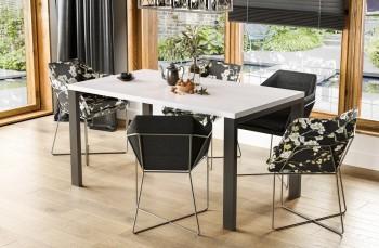Rozkładany stół na czterech nogach Garant 175