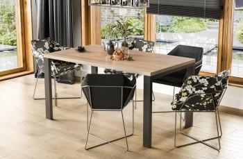 Rozkładany stół na czterech nogach Garant 220