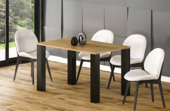 Rozsuwany stół do jadalni Juka 170