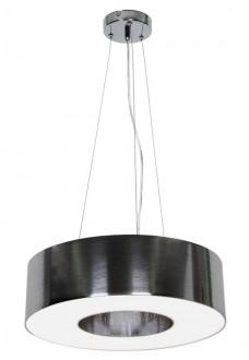 Designerska lampa wisząca Dalbert z wbudowanym źródłem światła LED