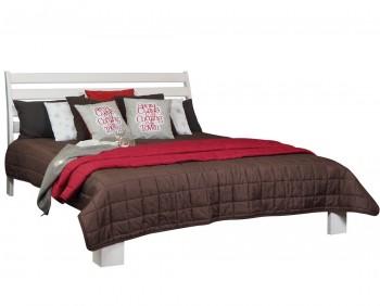 Łóżko z drewna sosnowego do sypialni Florencja