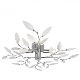 Dekoracyjny plafon z motywem roślinnym Lia