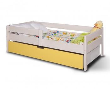 Łóżko do pokoju dziecięcego z szufladą Sara