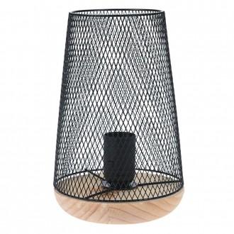 Idustrialna lampka stołowa ze ściemniaczem Terry