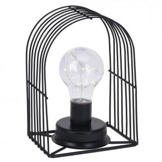 Dekoracyjna lampka ledowa na baterie Indea Oval
