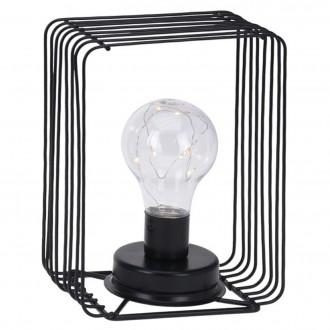 Dekoracyjna lampka ledowa na baterie Indea Square