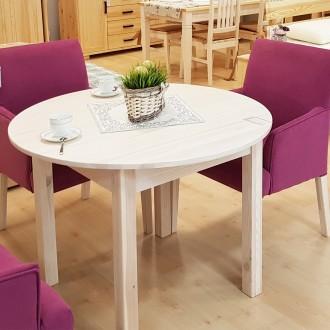 Okrągły stół do jadalni Modern