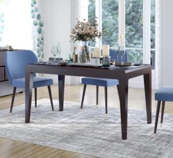 Bukowy rozkładany stół Cortena