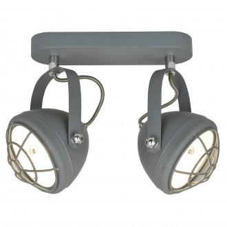 Podwójny reflektor sufitowy Balve w stylu loft