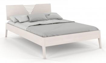 Łóżko bukowe z wezgłowiem Wołomin