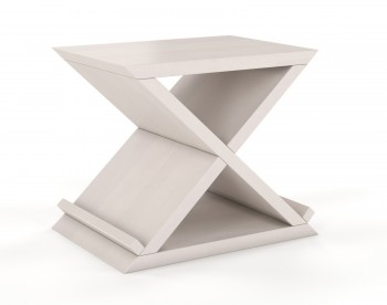 Nowoczesny stolik nocny z drewna bukowego Jarocin