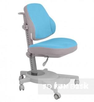 Dziecięcy fotel ortopedyczny na kółkach Agosto