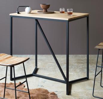 Designerski stolik barowy Marude