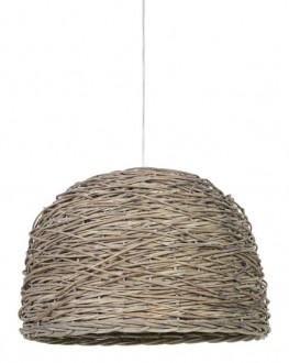 Designerska lampa wisząca w stylu boho Ratan