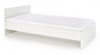 Łóżko Lima 90 x 200 w kolorze białym