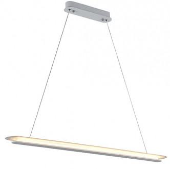 Szeroka lampa wisząca LED do jadalni Point 5