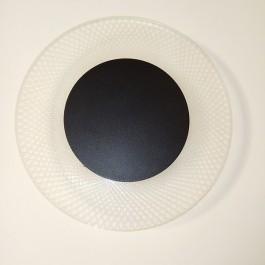Okrągły kinkiet ścienny LED Acrilico