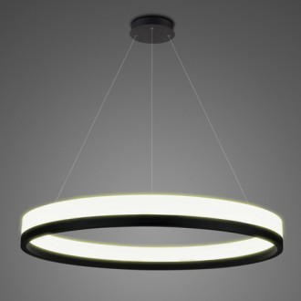Duża lampa wisząca ring Billions 100 cm No 1
