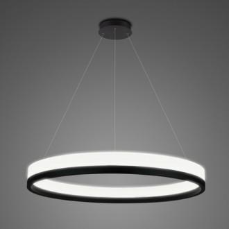 Designerska lampa wisząca ring Billions 80 cm No 1