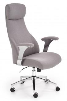 Fotel biurowy z zagłówkiem Norris