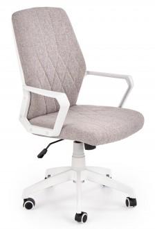 Pikowane krzesło do biura na kółkach Spin 2