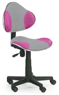 Krzesło do pokoju dziecięcego na kółkach Flash 2