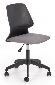 Regulowane krzesło młodzieżowe na kółkach Gravity